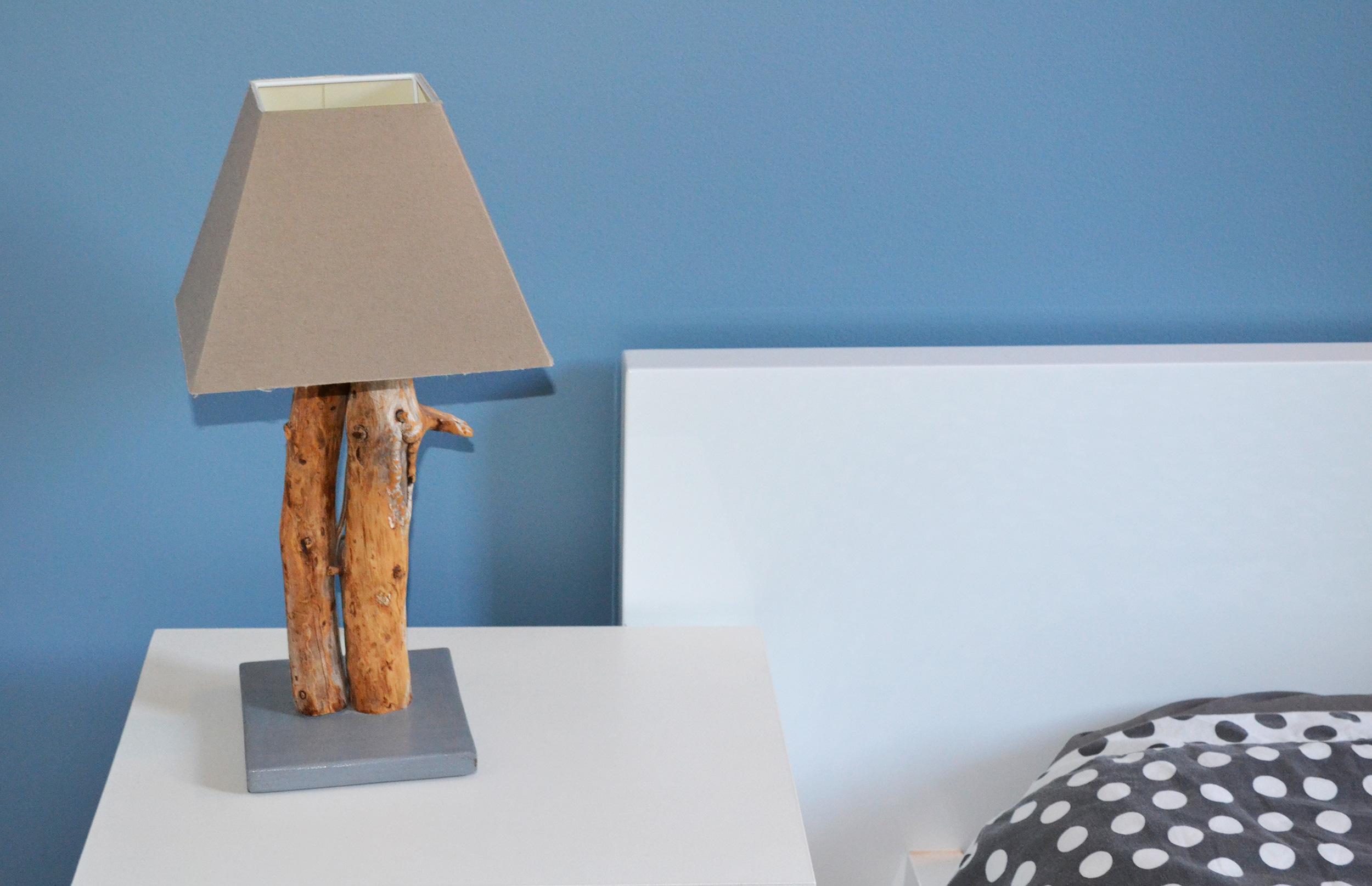 Lampe de chevet cr ation de meubles en bois sur mesure - Creation de meuble sur mesure ...