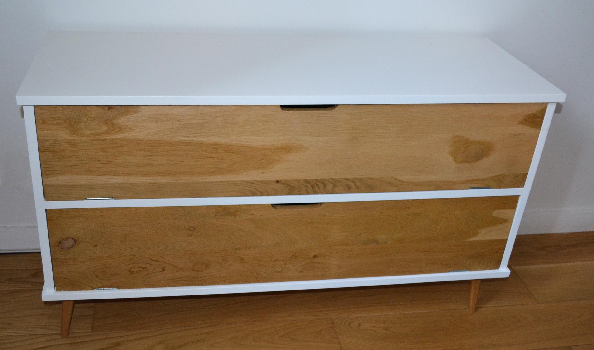 Meuble tv cr ation de meubles en bois sur mesure - Creation de meuble sur mesure ...