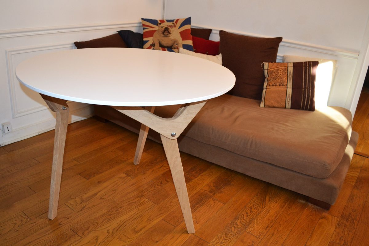 Table Archives Cr Ation De Meubles En Bois Sur Mesure