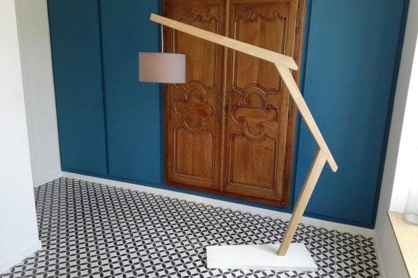 Luminaire lampadaire design